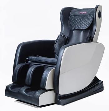 Массажное кресло VictoryFit VF-M58 Black